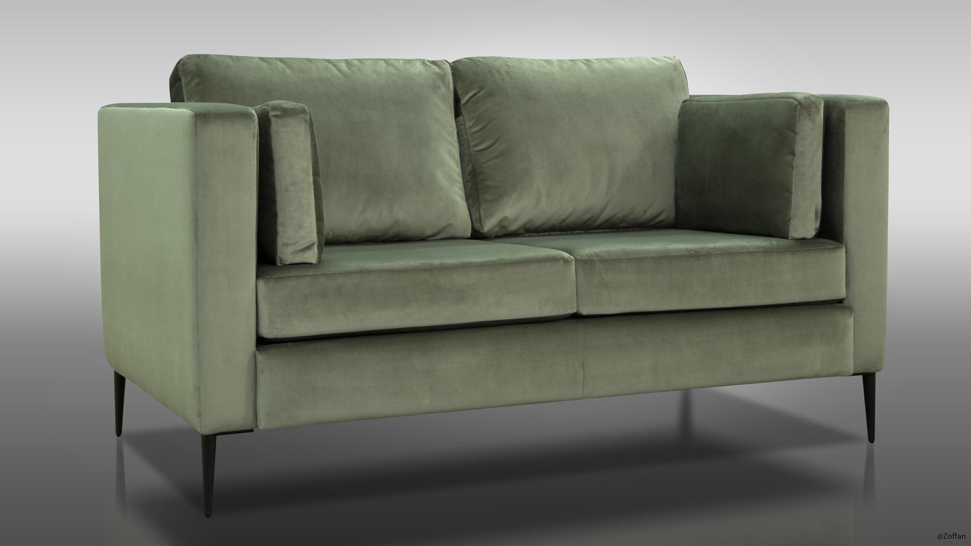 Nice 2-sits 145 cm