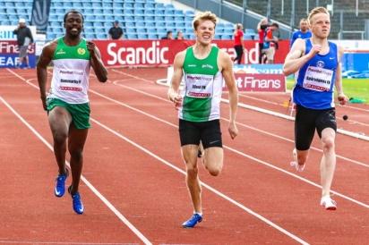 Emmanuel Dawlson - 400 m - 5:a - 49,56
