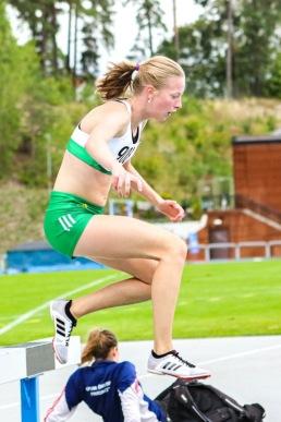 Albertina Brandt  1500 hinder 3:a - 5.58,90