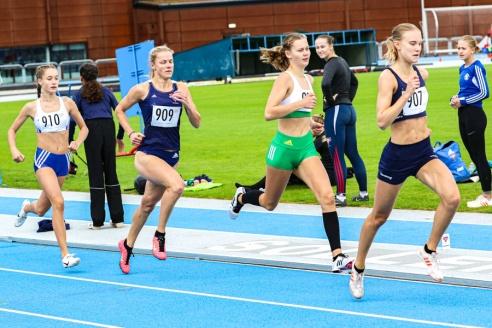 Wilma Nordgren - 800 meter - 4:a - 2.23,95