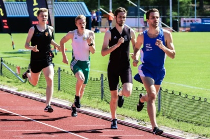 Henry Jacobson - 800 meter - 3:a - 1.56,24