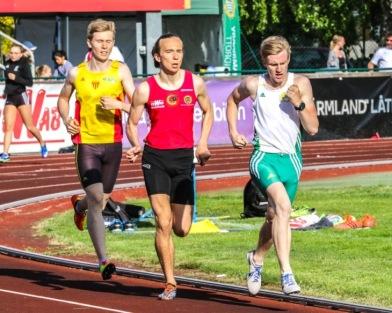 Henry Jacobson 1500 meter