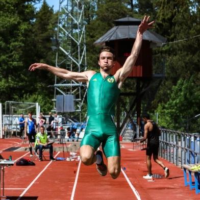 David Svensson - längd - 2:a - 7.21