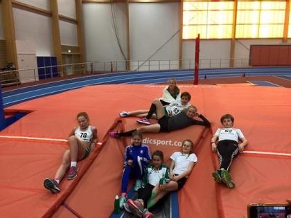 Team 05 inkl fadderbarn fr Lidingö