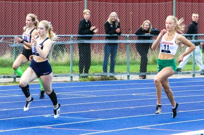 Esther Sahlqvist - 200 meter - 3:a - 25,91