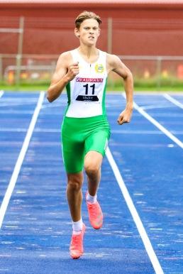 Filip Herre - 400 meter - 5:a - 54,42