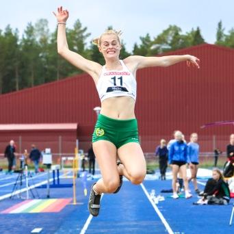 Agnes Jansson - Längd - 5:a - 5.28