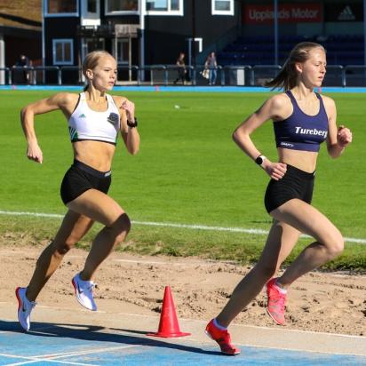 Filippa Ramberg - 1500 meter - 4.50,78 - 2:a