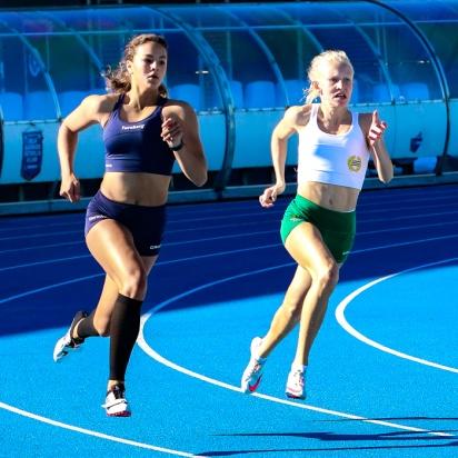 Matilda Borg - 200 meter - 26,08 - 1:a