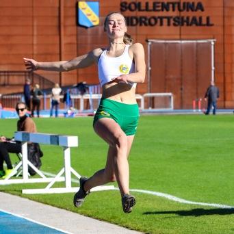 Agnes Jansson - Längd - 5.39 - 2:a