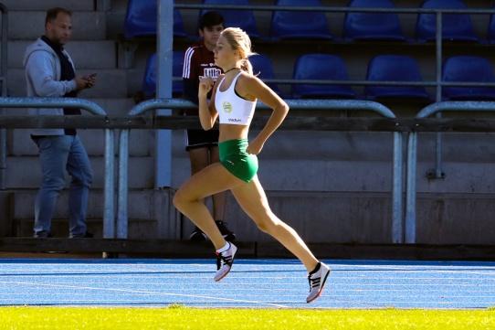 Emmy Wolgast - 800 meter -DQ