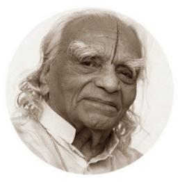 BKS Lyengar (1918 - 2014)