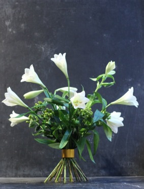 Stående liljor Hanataba