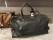 black bag leather