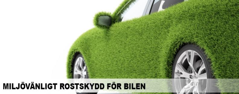 Rostskydda din bil med linolja från Kraftoljan