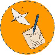 kom igång med texten, börja skriva, blir en bättre skribent, skriva bra texter, textproduktion, författare, språkservice