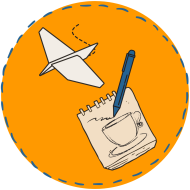 kom igång med texten, börja skriva, skriv bättre texter, författare, skribent, skrivguiden