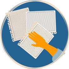 att undanhålla information, manipulation, manipulerande texter, skrivguiden, texthjälp