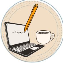 10 steg för att skriva en bra text, bli en bättre skribent, skriva bättra texter, skrivguiden, skrivtjänst