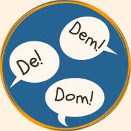 de/dem/dom, de eller dem? tydliga texter, språkservice, skriv bättre texter