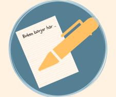 lyckad inledning lockar läsaren, Skrivguiden, börja skriva, skriv en bra inledning, första mening