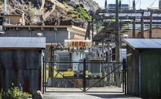 Ole Berg-Rusten/NTB Scanpix/TT Haldenreaktorn i Norge. Bilden är tagen förra året.