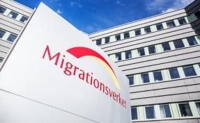 Adam Wrafter/ SvD/ TT Mannen misstänks ha beviljat visum till personer på falska grunder. Arkivbild.