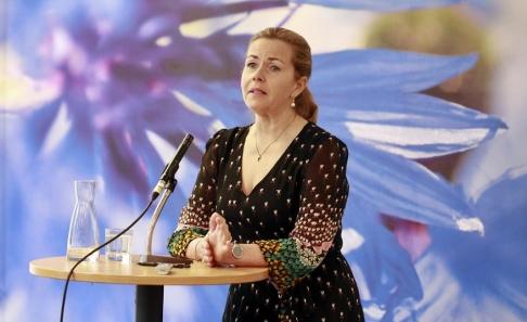 Per Groth/TT Cecilia Wikström är en av Sveriges mest inflytelserika politiker i Europaparlamentet. Arkivbild.