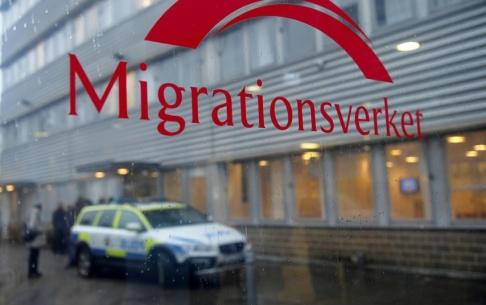 Stina Stjernkvist / TT Imamen Abu Raad är frihetsberövad och tagen i förvar av Migrationsverket. Arkivbild.