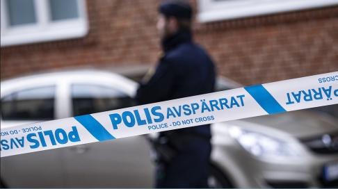 Johan Nilsson/TT En person har skjutits i Västerås. Arkivbild.