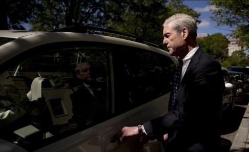 Andrew Harnik/AP/TT Den specielle åklagaren Robert Mueller. Arkivbild.
