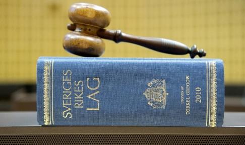 JESSICA GOW / TT En döms för flera försök till utpressning. Arkivbild.