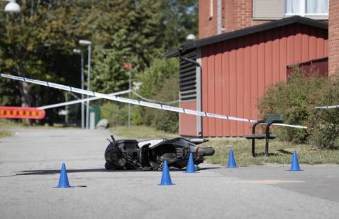 PAVEL KOUBEK/TT En blodig uppgörelse i Vivalla slutade med två mord. Arkivbild.