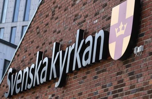Johan Nilsson/TT Från och med den 5 maj går Svenska kyrkans internationella verksamhet under namnet Act Svenska kyrkan. Arkivbild.