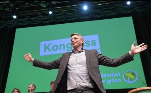 Henrik Montgomery/TT MP:s språkrör Per Bolund.