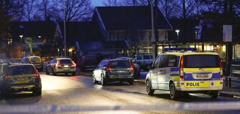 Thomas Johansson/TT Polisen satte in ett stort sökpådrag när en bebis i en barnvagn försvann vid en förskola i Göteborg i januari.