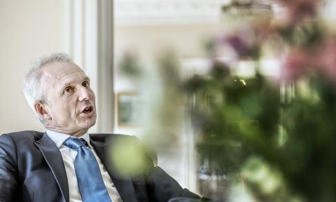 Tomas Oneborg/SvD/TT David Lidington. Arkivbild.