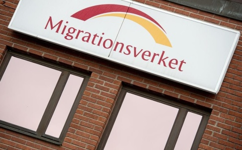 MAJA SUSLIN / TT En imam från Västerås har tagits till Migrationsverkets förvar. Arkivbild.