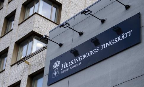 Johan Nilsson/TT En imam i Helsingborg åtalas för hets mot folkgrupp. Arkivbild.