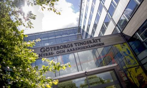 Björn Larsson Rosvall/TT Två kvinnor utsattes i fjol för grova våldtäkter på ett hotellrum i Göteborg. Arkivbild.