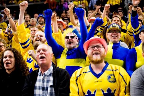 Foto: Svenska Hockeyförbundet.
