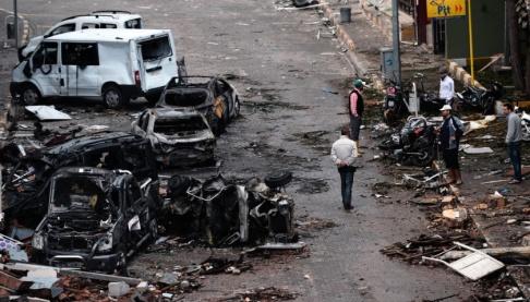 AP Mannen döms för att ha arrangerat en attack i turkiska Reyhanli 2013. Totalt 52 personer dog.