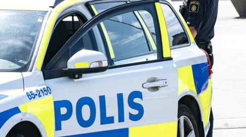 Johan Nilsson/TT Fem personer har gripits efter ett misstänkt rån i stadsdelen Rosengård i Malmö. Arkivbild.