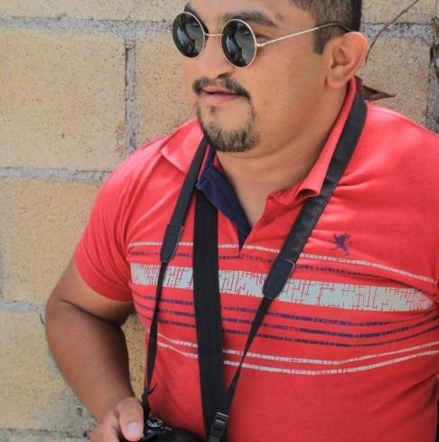 Kriminalreportern Francisco Romero. Foto: Facebbok.