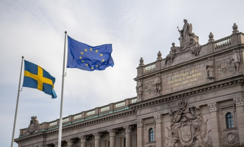Henrik Montgomery/TT Sverige har använt för lite av EU:s stöd för att stärka migrant- och flyktingmottagandet. Nu hotar EU med att dra tillbaka pengar. Arkivbild.