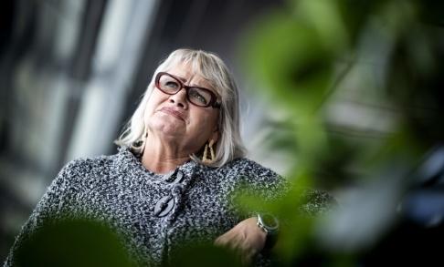 Pontus Lundahl/TT Feministiskt initiativs toppkandidat i EU-valet beskriver en krissituation. 3 500 kvinnor i EU dör varje år av dödligt våld, förklarar Soraya Post.