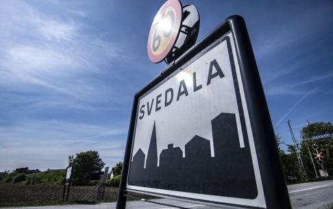Johan Nilsson/TT Kommunen kan få landets näst största fängelse.