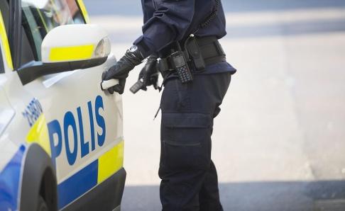 Fredrik Sandberg / TT En man har gripits för mordförsök i Söderhamn. Arkivbild.