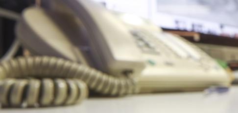 Oern E Borgen/NTB scanpix/TT En 23-åring man har åtalats misstänkt att ha ägnat sig åt vishing, bankbedrägerier på telefon. Arkivbild.