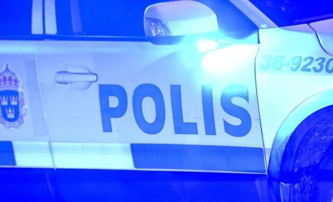 Fredrik Sandberg/TT En person har knivskurits i Åkersberga i Stockholm. Arkivbild.